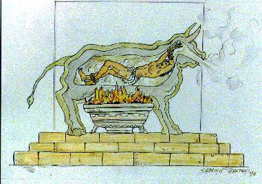 Brazen Bull